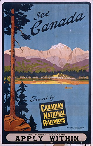 mary-evans-picture-library-onslow-auctions-limited-poster-advertising-canada-via-canadian-national-r