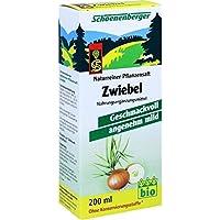 ZWIEBELSAFT naturrein Schoenenberger 200 ml preisvergleich bei billige-tabletten.eu