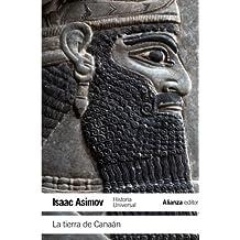 La tierra de Canaán (El Libro De Bolsillo - Historia)