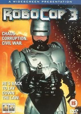 Robocop 3 [DVD] [1994] by Nancy Allen