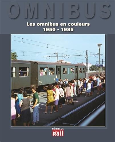 Les omnibus en couleurs (1950-1985)