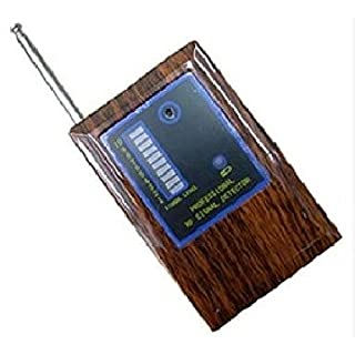 agente007 – Radio Frequency Detector 1 MHZ TO 6.5 GHZ