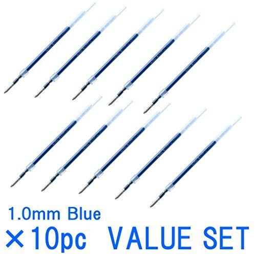 Uni-Ball Jetstream Fine Point Rollerball Stifte Nachfüller für Standard Pen Typ-1.0mm-blue...