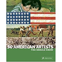 [(50 American Artists You Should Know )] [Author: Debra N. Mancoff] [Apr-2010]