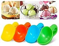 Super Scoopers Ice Cream Spoon For Kids 4Pc Set