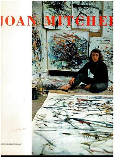 Joan Mitchell por Marcelin Pleynet