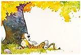 Rawpockets 'Calvin n Hobbes Rest Under Tree - Best Reviews Guide