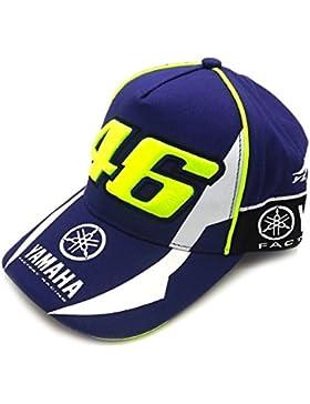 TGH Gorra Valentino Rossi VR46 Yamaha Factory Racing Moto GP