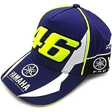TGH Casquette Valentino Rossi VR46 Yamaha Factory Racing Moto GP 8e40817753d