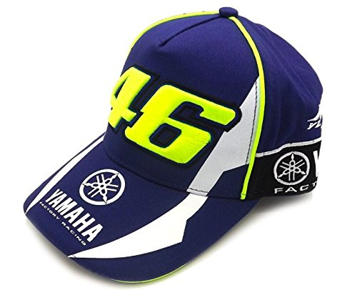 TGH Gorra Valentino Rossi VR46 Yamaha Factory Racing Moto GP 4feee8e24a3