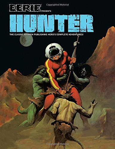 Eerie Presents: Hunter by Budd Lewis (2012-04-03)