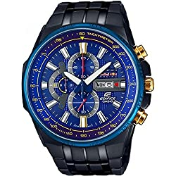 Mens Casio Edifice Infiniti Red Bull Racing Exclusive Chronograph Watch EFR-549RBB-2AER