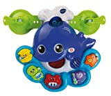 VTech Sing and Learn Whale Bubble Machin...