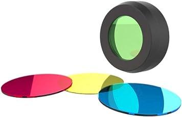 Zweibrüder LED Lenser Color Filter Set 36mm Black 2018 Lampenextras