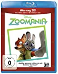 Zoomania 3D+2D Superset [3D Blu-ray]