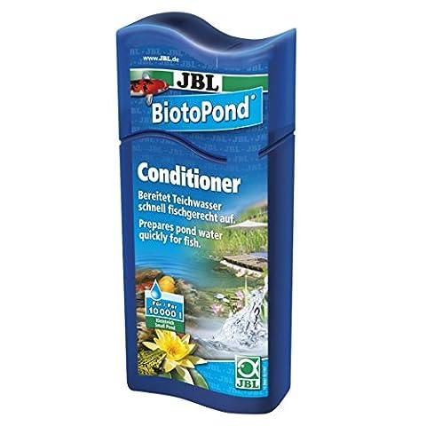 JBL 26061 Wasseraufbereiter für Teich, BiotoPond, 500 ml