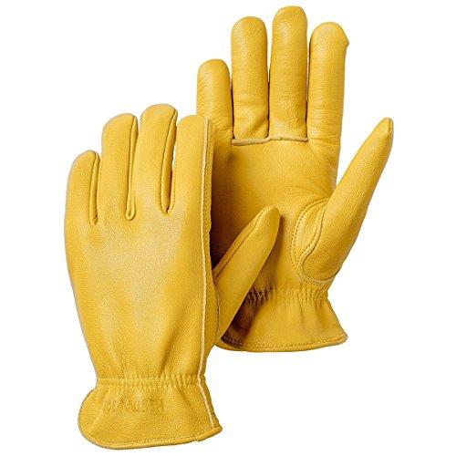 Ziegenleder-treiber Handschuhe (Hestra 73910, Abdeckung-07Ziegenleder Treiber Handschuhe Ziegenleder Treiber Handschuhe XX-Large hautfarben)