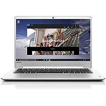 "Lenovo Ideapad 710s-13ISK Ordinateur Portable Ultrabook 13"" Full HD Argent (Intel Core i7, 8 Go de RAM, SSD 256 Go, Windows 10)"