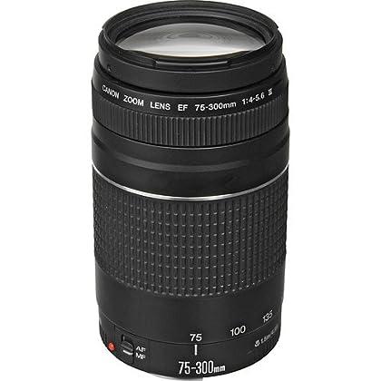 Canon EF 75-300 mm 75-300 mm f/4-5.6 III Lente