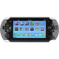 "QUMOX 4,3 ""jeux portatifs de console de jeu de PSP portatif de 8GB 32Bit Built-in 10000"