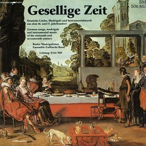 Gesellige Zeit by Naf