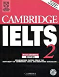 #8: Camb Ielts 2: with Answers with 2 Audio CDs
