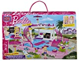 Mega Bloks 80228 - Barbie - Build 'n Splash Pool Party