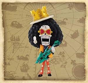 One Piece Deformeister Petite Vol. 4 Trading Figur: Brook 5 cm