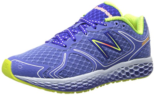 New Balance W980 B, Chaussures de running femme Bleu (By Blue/Yellow)