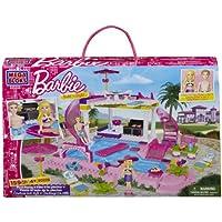 Mega Bloks Barbie: Build 'n Style Pool Party