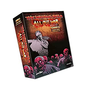2 Tomatoes Games- Booster Andrea Francotiradora - The Walking Dead: All out War (Oleada 3), (5060469660820)