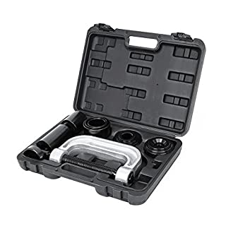 ambienceo 10PCS 4in 1Kugelgelenk Service Garage Tool Kit Trenner Entferner Adapter KFZ Auto Van