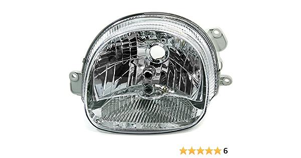 Ad Tuning Gmbh Co Kg 960161 Scheinwerfer H4 Linke Seite Fahrerseite Auto