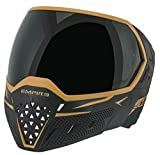 EMPIRE Evs Gold Masque de Paintball Mixte Adulte, Noir