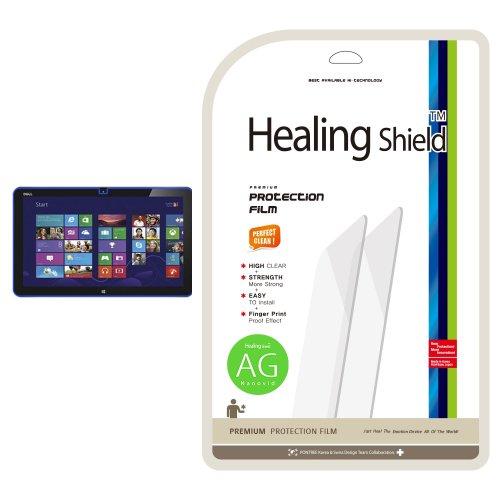 Lcd-touch Screen Protector (Healingshield Schutzfolie Displayschutz AG Nanovid Anti-fingerprint Premium LCD Screen Protector for Dell XPS 18 Touch)