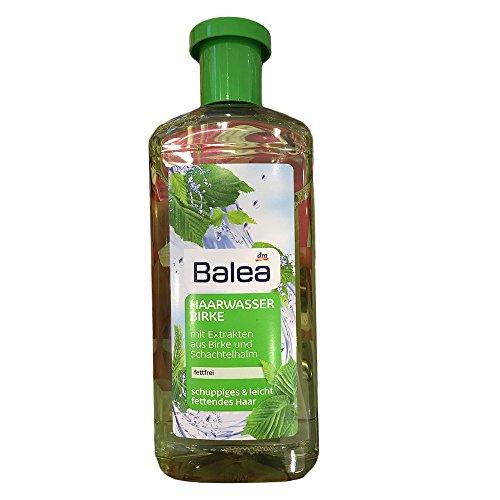 Balea Haarwasser Birke fettfrei (500ml Flasche)