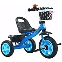 AZZ 3 In 1 Kids Trike, Balance Bike Kids Tricycle Toddler Bike For 1-3 Years Old Baby Boys Girls, 3 Wheels Ride On Bike Kids Toddler Tricycle/Balance Bike