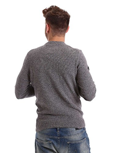 Superdry M61009YNF4 Jumper Man Grey