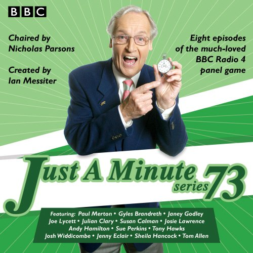 Just a Minute: Series 73