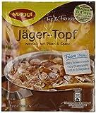 Maggi fix und frisch für Jägertopf, 43er Pack (43 x 30 g)