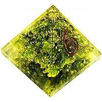 Crocon grün Onyx Edelstein Energetische Pyramide Energie Generator für Chakra Balancing, Reiki Heilung Aura Cleansing... preisvergleich bei billige-tabletten.eu
