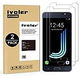 iVoler [Pack de 2] Verre Trempé Compatible avec Samsung Galaxy J5 2016, Film...