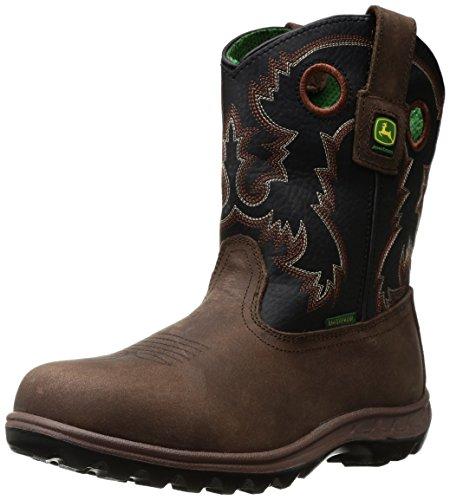 John Deere Kids' Jd3410 Western Boot -