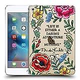 Head Case Designs Officiel Frida Kahlo Aventure Audacieuse Art Et Citations Étui Coque D'Arrière Rigide pour iPad Mini 4
