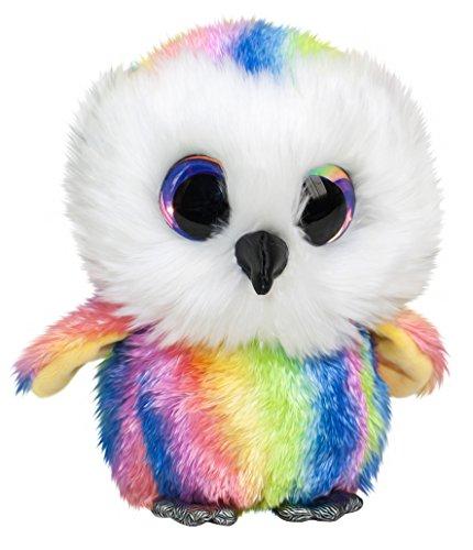 """Owl Stripe (Classic) Plush - Lumo Stars 55004 - 15cm 6"""""""