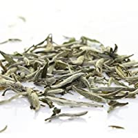Organic White Silver Needle Loose Tea Tea - Bai Hao Yinzhen White Tea (8oz / 220g)