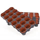 Professional Shuttle Trays inc. 90 pots for pricking out