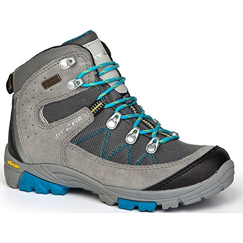 TREZETA Cyclone Kid Waterproof Grigio