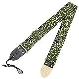 Aria guitar strap