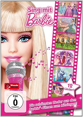 Barbie - Sing mit Barbie (Dvd Musik Mit)